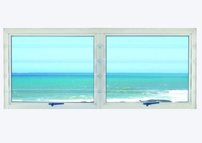 Stilbaai Glas Clear See Through Bars